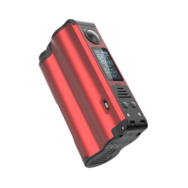 Topside Single 21700 Top Fill Squonker