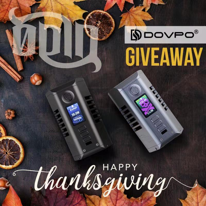 Thanksgiving Giveaway - Odin DNA250C Mod